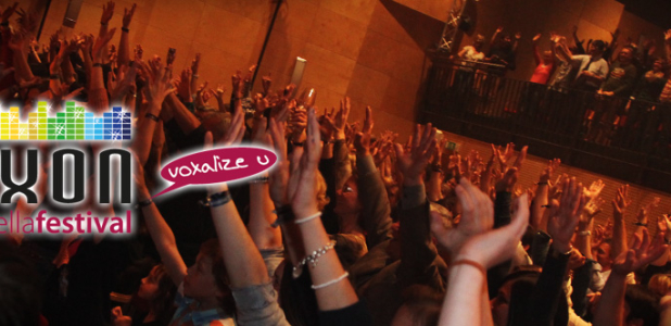 Voxon A-cappella Festival 2014